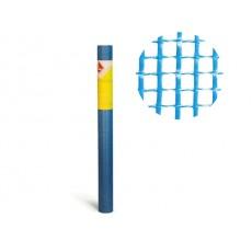 Купить в Минске Стеклосетка штукатурная 5х5, 1мх10м, 160 гр/м2 синяя, Mini (ЮО) цена