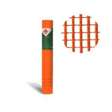 Купить в Минске Стеклосетка штукатурная 5х5, 1мх50м, 125 гр/м2 оранжевая, DIY (нагрузка 1300Н/м2) (ЮО) цена