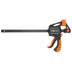 Купить в Минске Струбцина пистолетная 450мм STARTUL PROFI (ST9015-45) (глубина зажима 60мм) цена