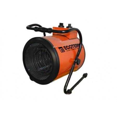Нагреватель воздуха электр. Ecoterm EHR-09/3B, пушка, 9 кВт., 380В