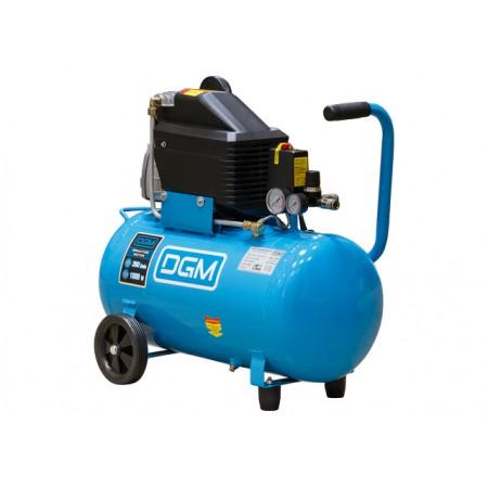 Компрессор DGM AC-153 (260 л/мин, 8 атм, коаксиальный, масляный, ресив. 50 л, 220 В, 1.80 кВт)