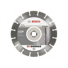 Алмазный круг 230х22 мм бетон Professional (BOSCH) 2608602200