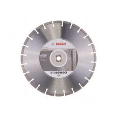Алмазный круг 350х20/25.4 мм по бетону сегмент. STANDARD FOR CONCRETE BOSCH  2608602544