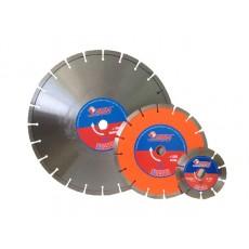 Алмазный круг 350х20 мм по ж/бетону сегмент. ПРОФЕССИОНАЛ (МКД)