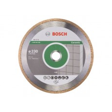 Алмазный круг 230х25,4мм керамика Professional (BOSCH) 2608602538