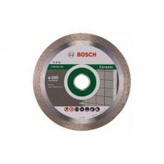 Алмазный круг 150х22 мм по керамике сплошн. BEST FOR CERAMIC BOSCH  2608602632