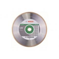 Алмазный круг 300х25.4/30 мм по керамике сплошн. STANDARD FOR CERAMIC BOSCH  2608602540