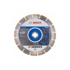 Алмазный круг 230х22,23мм камень Professional (BOSCH) 2608602601