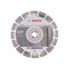 Алмазный круг 230х22,23мм бетон Expert (BOSCH) 2608602559