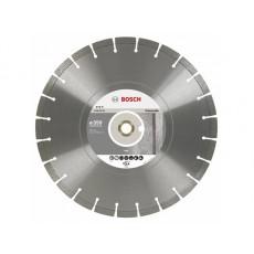 Алмазный круг 350х20/25.4 мм по бетону сегмент. EXPERT FOR CONCRETE BOSCH  2608602561