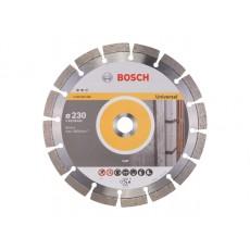 Алмазный круг 230х22,23мм универсальный Expert (BOSCH) 2608602568