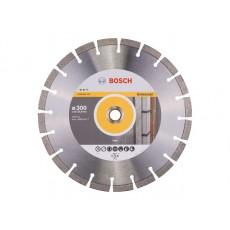 Алмазный круг 300х20/25.4 мм универс. сегмент. EXPERT FOR UNIVERSAL BOSCH  2608602570
