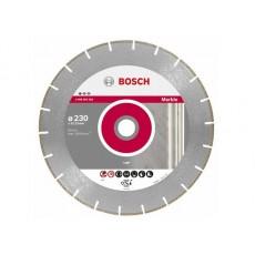 Алмазный круг 230х22,23мм мрамор Professional (BOSCH) 2608602283