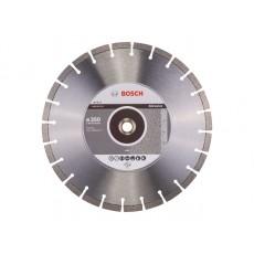 Алмазный круг 350х20/25.4 мм по абразив. матер. сегмент. EXPERT FOR ABRASIVE BOSCH  2608602612