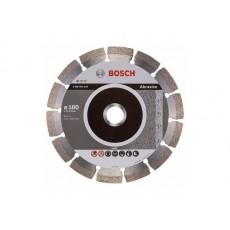 Алмазный круг 180х22 мм по абразив. матер. сегмент. STANDARD FOR ABRASIVE BOSCH  2608602618