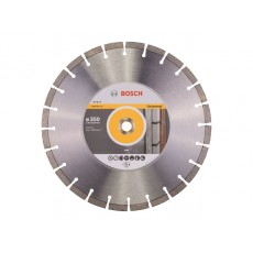 Алмазный круг 350х20/25.4 мм универс. сегмент. EXPERT FOR UNIVERSAL BOSCH  2608602571