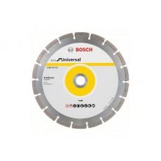 Алмазный круг 230х22 мм универс. сегмент. ECO UNIVERSAL BOSCH  2608615044