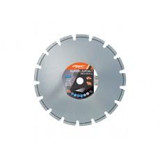 Алмазный круг 350х25.4 мм по асфальту сегмент. CLIPPER CLA ASPHALT NORTON  70184626879