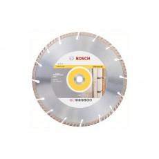 Алмазный круг 300х20 мм универс. сегмент. STANDARD FOR UNIVERSAL BOSCH  2608615068