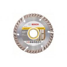 Купить в Минске Алмазный круг 115х22.2 мм Turbo STANDARD FOR UNIVERSAL BOSCH (сухая резка) 2608615057 цена