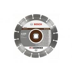 Купить в Минске Алмазный круг 115х22 мм ABRASIVE BOSCH (сухая резка) 2608600242 цена