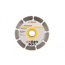Купить в Минске Алмазный круг 115х22 мм ECO UNIVERSAL BOSCH (сухая резка) 2608615040 цена