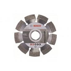 Купить в Минске Алмазный круг 115х22 мм EXPERT FOR CONCRETE BOSCH (сухая резка) 2608602555 цена
