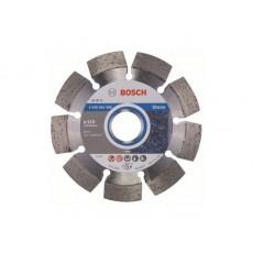 Купить в Минске Алмазный круг 115х22 мм EXPERT FOR STONE BOSCH (сухая резка) 2608602588 цена