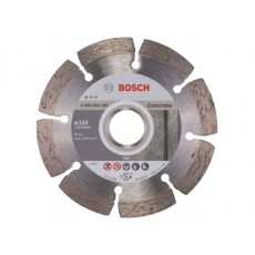 Купить в Минске Алмазный круг 115х22 мм . STANDARD FOR CONCRETE BOSCH (сухая резка) 2608602196 цена