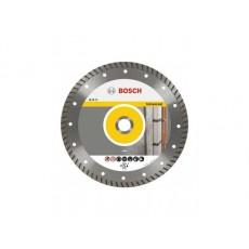 Купить в Минске Алмазный круг 115х22 мм Turbo ECO UNIVERSAL BOSCH (сухая резка) 2608615045 цена