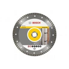 Купить в Минске Алмазный круг 115х22 мм Turbo STANDARD FOR UNIVERSAL BOSCH (сухая резка) 2608602393 цена