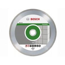 Купить в Минске Алмазный круг 125х22 мм по керамике сплошн. STANDARD FOR CERAMIC BOSCH 2608602202 цена