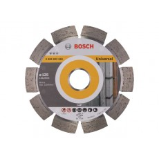Купить в Минске Алмазный круг 125х22 мм универс. сегмент. EXPERT FOR UNIVERSAL BOSCH 2608602565 цена