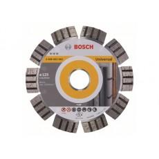 Купить в Минске Алмазный круг 125х22 мм универс. сегмент. Turbo BEST FOR UNIVERSAL BOSCH 2608602662 цена