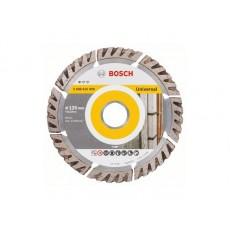 Купить в Минске Алмазный круг 125х22 мм универс. сегмент. Turbo STANDARD FOR UNIVERSAL BOSCH 2608615060 цена