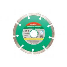 Купить в Минске Алмазный круг 125х22 мм универс. сегмент. ВОЛАТ 89010-125 цена