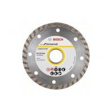 Купить в Минске Алмазный круг 125х22 мм универс. Turbo ECO UNIVERSAL BOSCH 2608615046 цена
