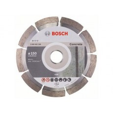 Купить в Минске Алмазный круг 150х22 мм по бетону сегмент. STANDARD FOR CONCRETE BOSCH 2608602198 цена