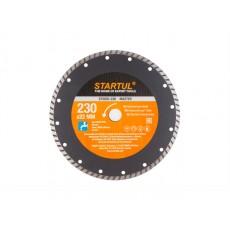 Купить в Минске Алмазный круг 230х22 мм универс. Turbo MASTER STARTUL ST5055-230 цена