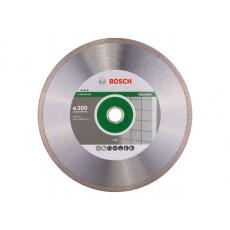 Купить в Минске Алмазный круг 300х25.4/30 мм по керамике сплошн. BEST FOR CERAMIC BOSCH 2608602639 цена