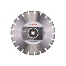 Купить в Минске Алмазный круг 350х20/25.4 мм по асфальту сегмент. STANDARD FOR ASPHALT BOSCH 2608602625 цена