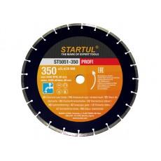 Купить в Минске Алмазный круг 350х20/25.4 мм по бетону сегмент. PROFI STARTUL ST5051-350 цена