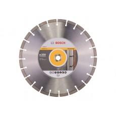 Купить в Минске Алмазный круг 350х20/25.4 мм универс. сегмент. EXPERT FOR UNIVERSAL BOSCH 2608602571 цена
