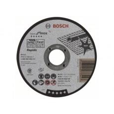 Круг отрезной 115х1.0x22.2 мм для нерж. стали Best BOSCH 2608603490