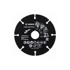 Круг отрезной 115х1.0x22.2 мм для металла ВОЛАТ 2608623012