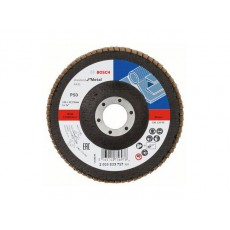 Круг лепестковый 125х22.2 мм K60 плоский STANDARD FOR METAL BOSCH 2608603717