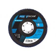Круг лепестковый 125х22мм P80 Vulcan NORTON (R842) 63642502318
