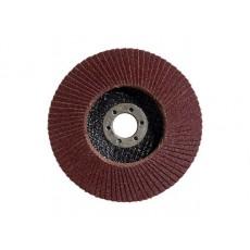 Круг лепестковый 125х22.2 мм K120 плоский STANDARD FOR METAL BOSCH 2608603719