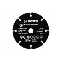 Круг отрезной 115х2.5x22.2 мм для металла Standard BOSCH 2608623011