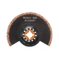 Полотно шлифовальное сегментированное карбидное BOSCH Carbide-RIFF ACZ 85 RT3   2609256952